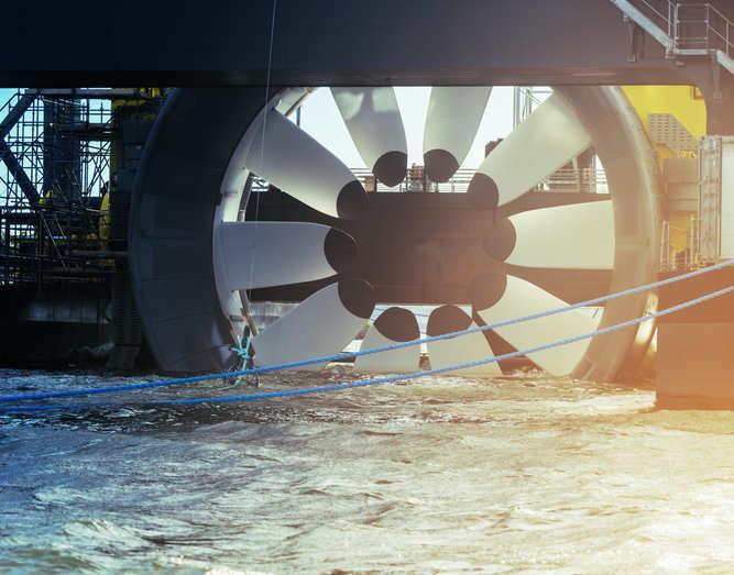 世界威尼斯城理事会:到2050全球将新增潮汐能1000GW