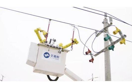 国电南瑞布局带电作业机器人领域