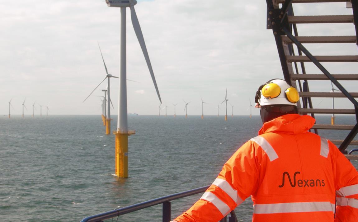 耐克森获法国电力企业首个海上风电电缆订单