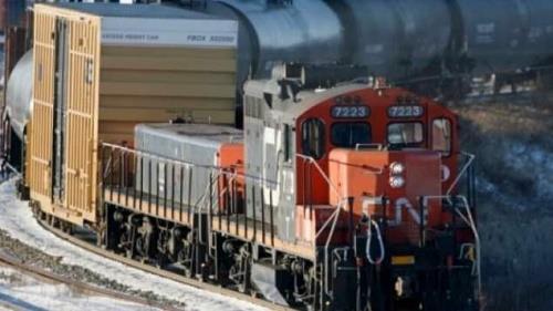 加拿大最大铁路公司逾三千人罢工 铁路货运受影响