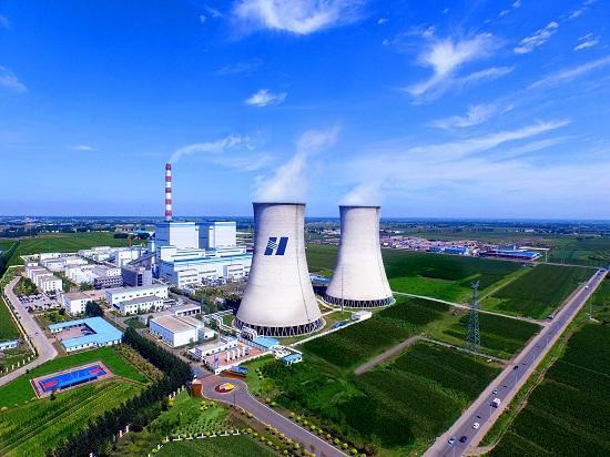 国神伊犁电厂一号发电机组点火成功