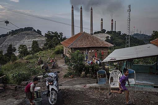 韩国资助的海外煤电厂或导致15万人过早死亡