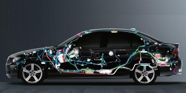 到2027年全球汽车线束市场规模将增至554亿美元