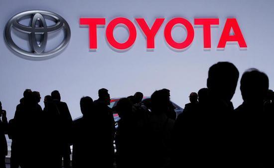 丰田预计2020年全球销量达1077万辆
