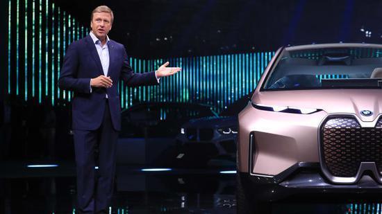 宝马宣布电动汽车销量突破50万辆