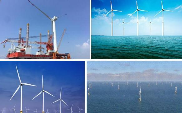 1200吨自升式风电安装船交付 可抗16级台风