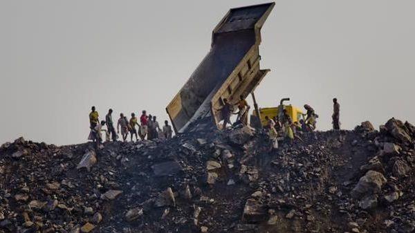2019年印度煤炭公司出货量下降3.8%至5.8亿吨
