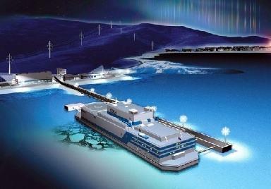 全球首座浮式核电站并网发电