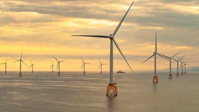 西门子歌美飒为美国最大海上风电场供应风机