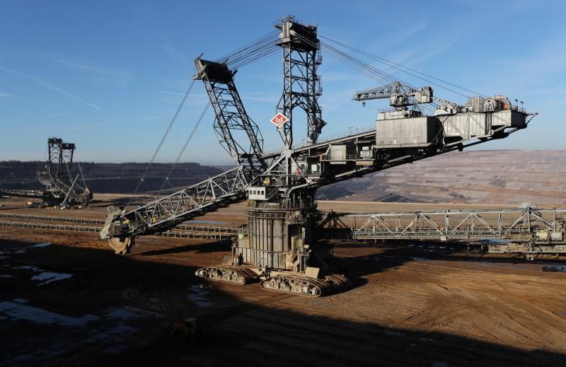 2019年德国硬煤进口量下降14.7%至4020万吨