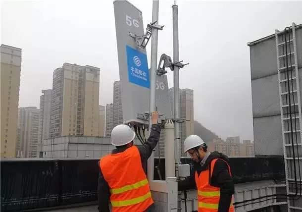 中国5G基建力度加大 已建成基站超13万个