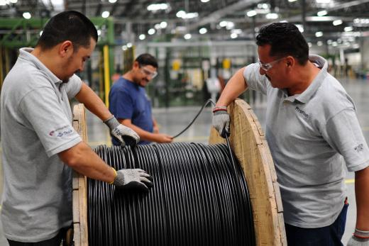 普睿司曼获墨西哥价值3800万美元电缆供应订单