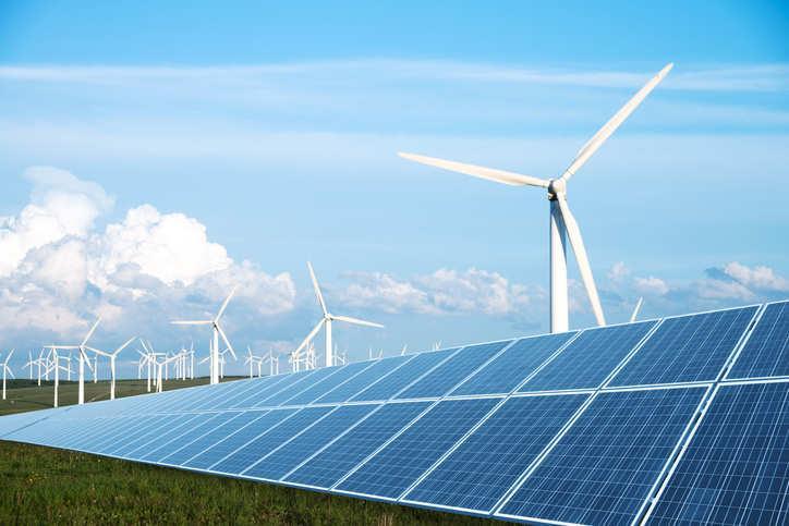 印度将投资千亿美金发展90GW可再生能源