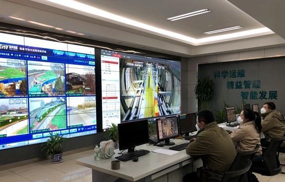 电缆故障秒级响应 国网南京供电企业智能巡检保疫情防控一线供电