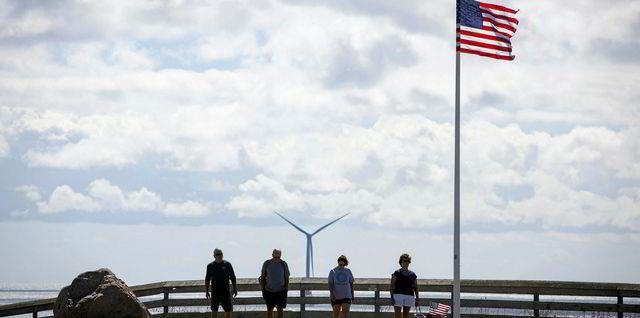 海缆敷设深度不够 美国首个海上风电场或暂停运营
