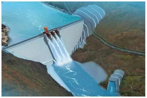 中企承建赞比亚下凯富峡水电站机组开始总装
