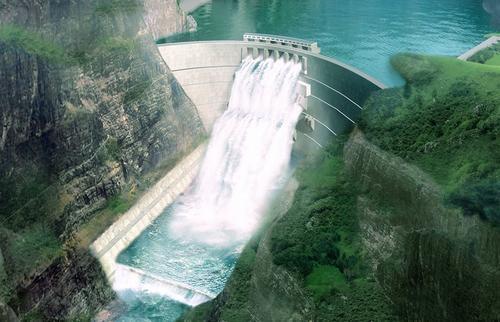 白鹤滩水电站电站部位进展顺利
