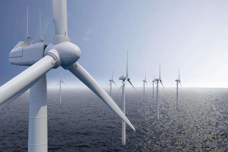 美国实验室公布15MW海上风机设备设计参考