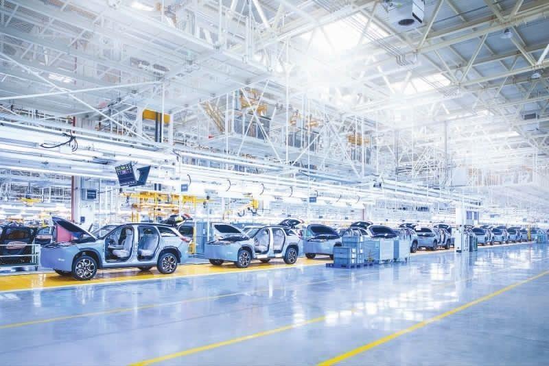 江淮汽车1月产销同比降幅约三成
