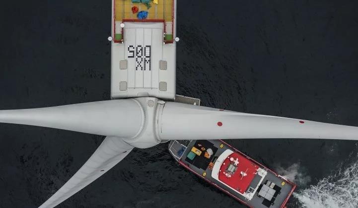 许可延迟 美国首个大型海上风电项目推迟至2023年