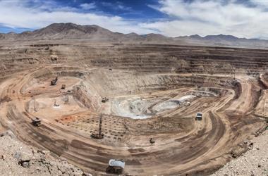 2019年必和必拓超越智利铜业成全球最大铜生产商