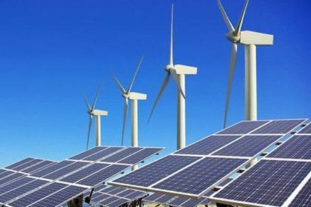 国家能源140亿元内蒙建光储一体化清洁能源示范项目