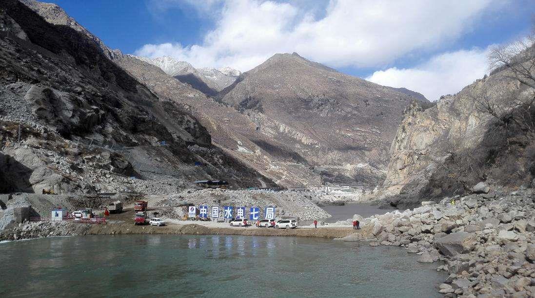 西藏在建规模最大内需水电项目复工