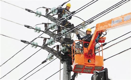 十三五国网已投资6444亿元改造升级农村电网