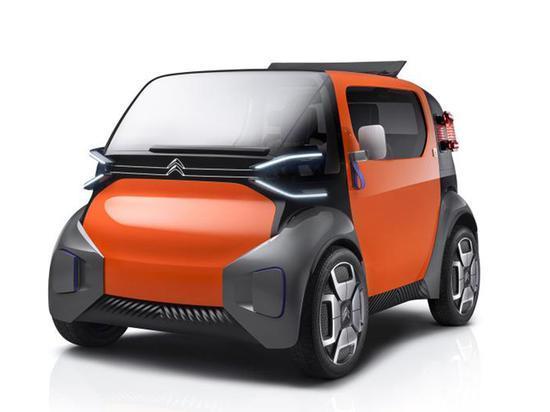 雪铁龙推出迷你电动汽车 售价6900欧元