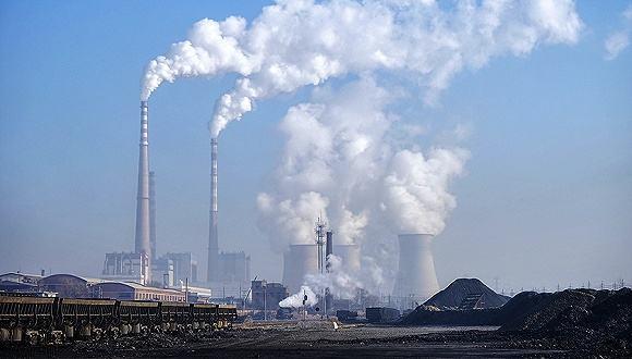 做好环境保护 甘肃提前一年完成煤电机组超低排放改造