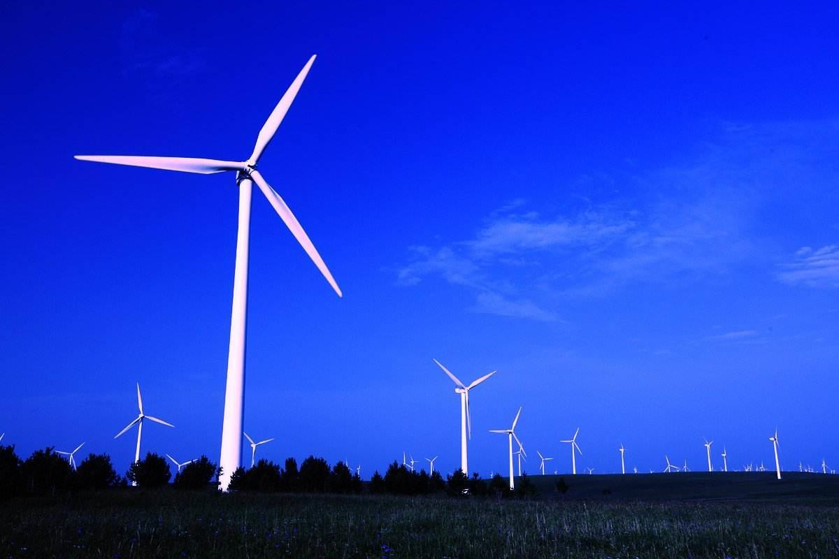 2019年我国新增并网风电装机2574万千瓦