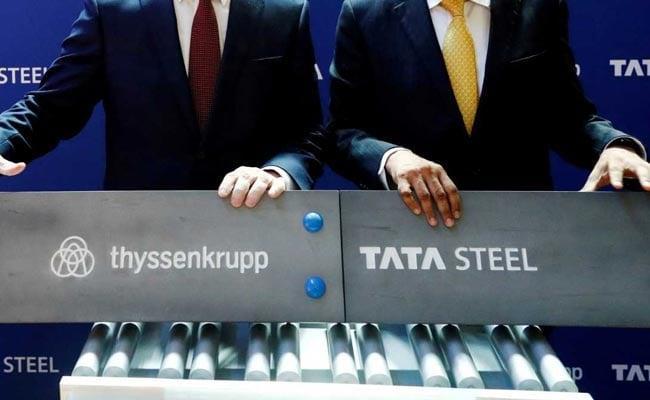 塔塔钢铁欧洲企业调整裁员计划 不及原计划一半