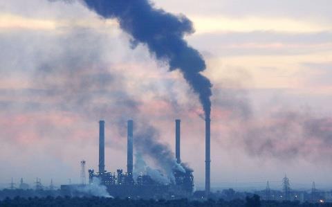 未来5年美国温室气体排放量将继续增长