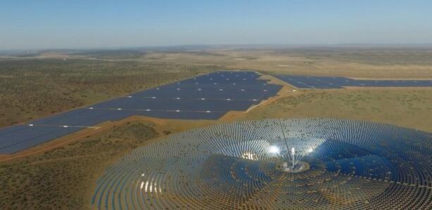 玉门市将建120亿元光伏、光热多能互补电站项目