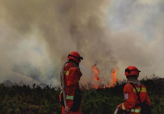 工信部:四川凉山森林火灾致2基站受损 85公里光缆损毁