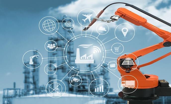 2020-2025年全球智能制造市场规模年复合增12.4%