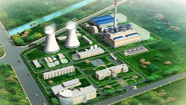 国内首台单机容量最大亚临界背压机组并网发电