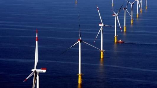 广东海上风电项目建设火热推进 加速能源转型升级