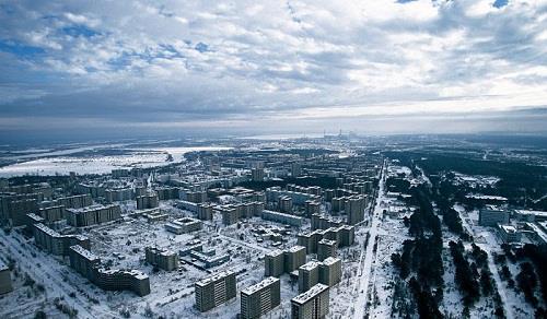 乌总理:火情对切尔诺贝利隔离区核设施不构成威胁