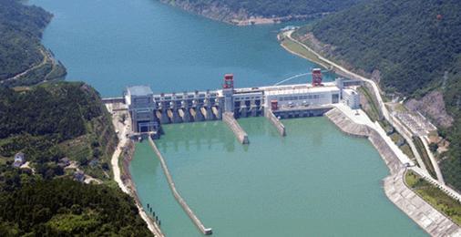 大渡河瀑布沟水电站投产发电累计超1300亿千瓦时