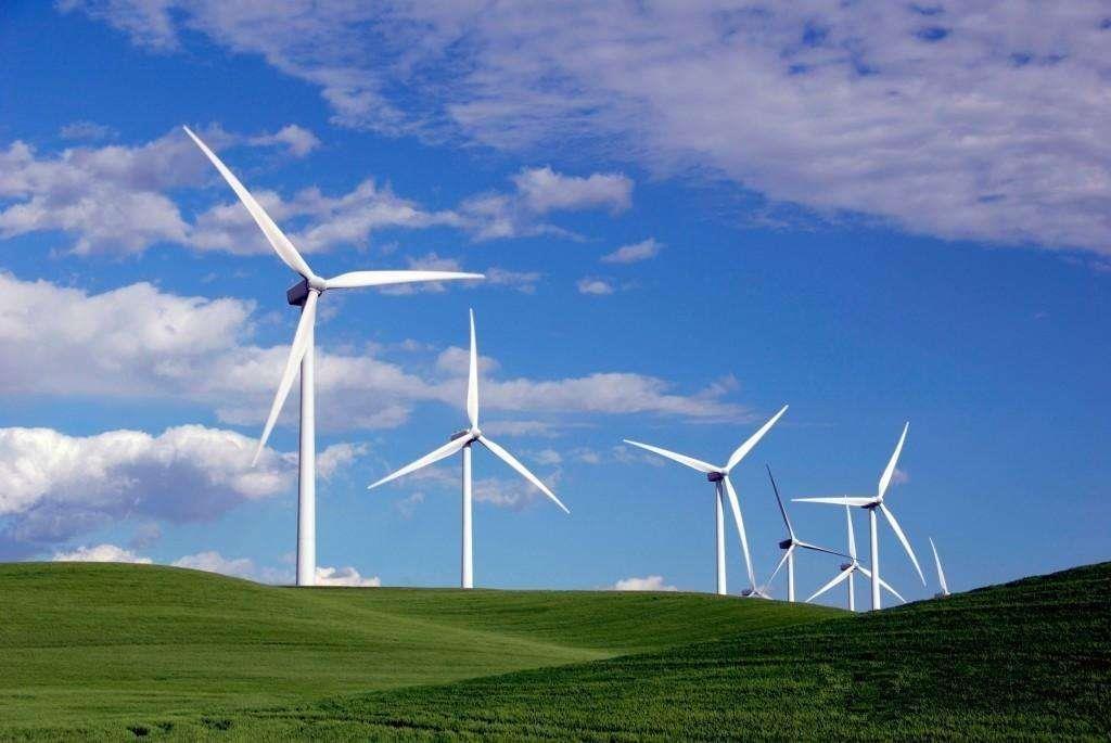 河南省渑池凤凰山风电项目全容量并网发电