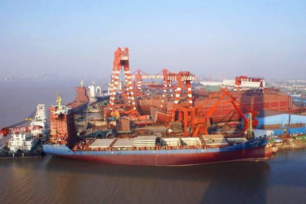 中国船舶集团新增订单逆势增长