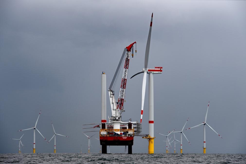 到2030年德国海上风电发展目标将增至20吉瓦