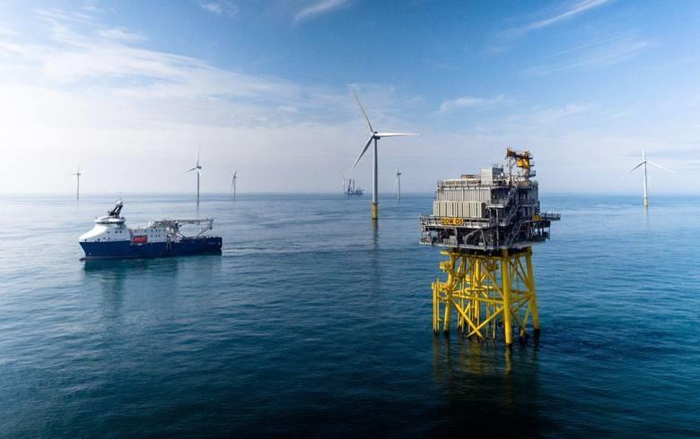 欧洲发生第三起海上风电事故致5人受伤