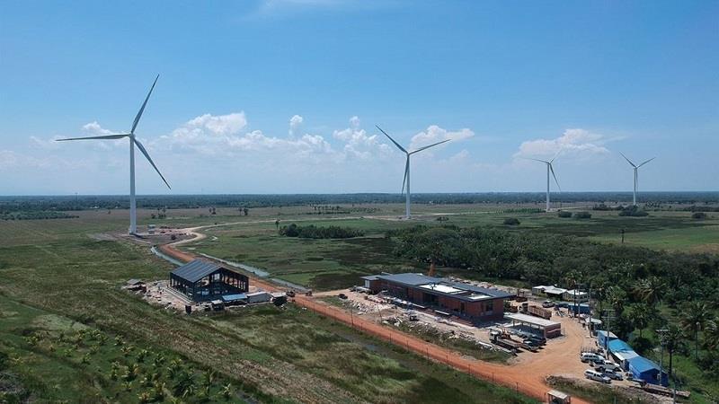 亚开行720万美元贷款支持泰国风电和电池储能项目