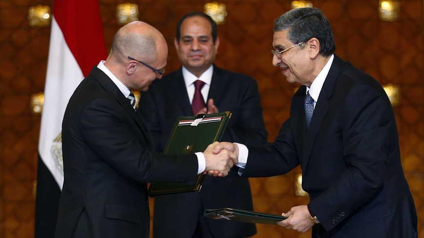 防疫情 抓建设 埃及首个核电站拟于2026年投入使用