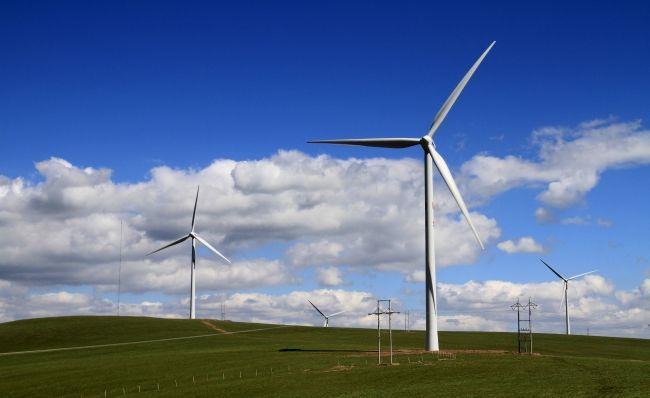 截至3月底 新疆额敏风力发电突破60亿千瓦时