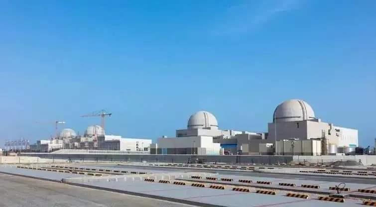 阿联酋布拉卡核电厂项目建设进入最后阶段