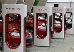 特斯拉加快在華充電樁布局 讓電動汽車的跨國出行成為可能