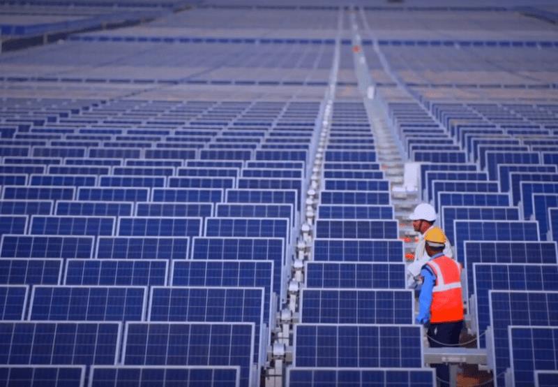 到2024年阿爾及利亞計劃新增4吉瓦太陽能發電容量